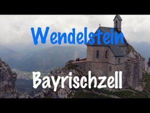 POI Bayern, Wendelstein bei Bayrischzell | Droneshot #ausflug